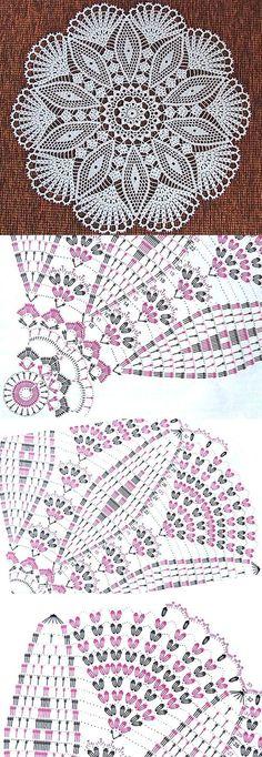 crochet lace...♥ Deniz ♥: