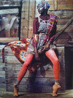 Marianne Fassler - South African Fashion.