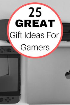 25 Fantastic gift ideas for a gamer. Gift ideas for teens and gamers.