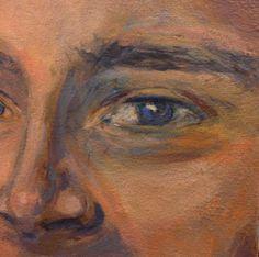 gedeelte schilderij Ewout