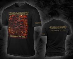 """CARNAGE """"infestation of evil"""", T-Shirt"""