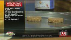 Kitty's Peanut Butter Bones - News9.com - Oklahoma City, OK - News, Weather, Video and Sports |