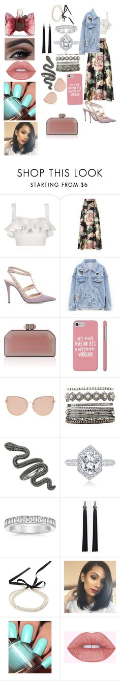 """Puerto Rico day off"" by jazmin-576 on Polyvore featuring moda, Lolitta, Miss Selfridge, Valentino, Topshop, Charlotte Russe y Viktor & Rolf"