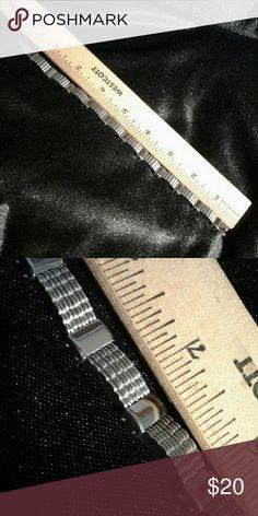 "Men's Stainless Steel Bracelet 8 1/2"" Stainless Steel Accessories Jewelry"