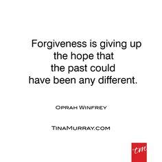#quoteoftheday  #oprah #forgiveness #past #love #compassion #life #motivation #different #hope #designyou #designitcommunicateitliveit