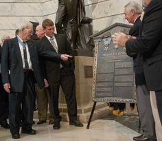 ...honoring five of Kentucky's living Medal of Honor recipients...