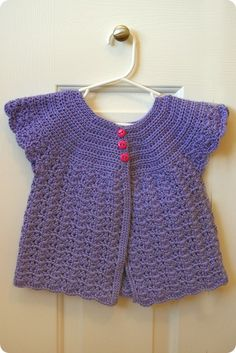 I will make this one day. Crochet Baby Clothes 189445af2e