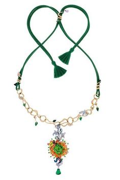 dior jewel by victoire de castellane  collier chardonus