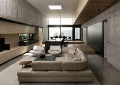 Galería de Casa caja de hormigón / Robertson Design - 11