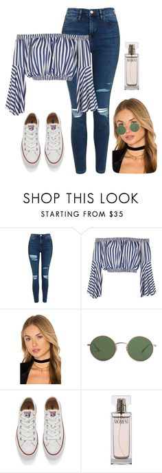Untitled #34 by marciaemsilva on Polyvore featuring Love, Topshop, Converse, Vanessa Mooney, The Row and Calvin Klein