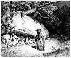 Inferno Canto IV con Parafrasi e Commento