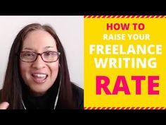 Learn the steps to increase your freelance writing rate if you're a freelance writer. If you want to make money freelance writing start raising your rate. How To Start A Blog, How To Make Money, Job Info, Creating Wealth, Writing Tips, Business Tips, Raising, Writer, How Are You Feeling