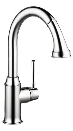 Buy the Hansgrohe 04216800 Steel Optik Direct. Shop for the Hansgrohe 04216800 Steel Optik Talis C Pull-Down Prep Kitchen Faucet with Magnetic Docking Spray Head and Locking Diverter - Limited Lifetime Warranty and save. Prep Kitchen, Kitchen Mixer, Kitchen Handles, Kitchen Ideas, Kitchen Inspiration, Kitchen Reno, Basement Kitchen, Kitchen Hardware, Kitchen Remodeling