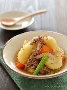 そぼろ肉じゃが by 西山京子/ちょりママ | レシピサイト「Nadia | ナディア」プロの料理を無料で検索