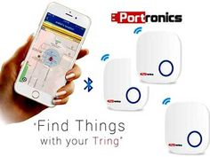 Portronics Tring is a multipurpose device which offers two-way anti-lost…