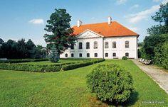 Slovakia, Budimír - Mansion