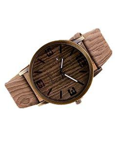 SAMGU Fashion New Wood Grain Uhren Mode Quarz Uhr Armbanduhr Geschenk - http://autowerkzeugekaufen.de/samgu/samgu-fashion-new-wood-grain-uhren-mode-quarz-uhr-7