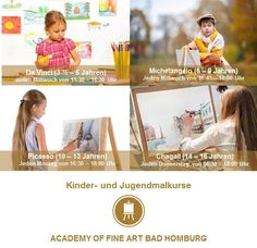 Ab sofort bieten wir auch Kinder-und Jugendmalkurse an. Weitere Infos und zur Anmeldung findet Ihr auf unserer Homepage: http://www.akademie-malen-zeichnen.de/studienprogramm/kinderkurse/  #academyoffineartbadhomburg #Malkurse #malenlernen #zeichnenlernen #badhomburg #frankfurt