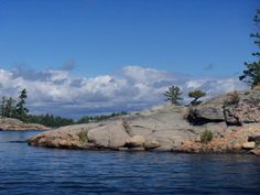 Pointe au Baril, Ontario Canada Places Ive Been, Places To Go, Ontario, Canada, Memories, River, Spaces, Outdoor, Memoirs