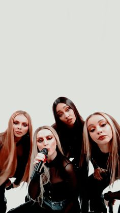 Little Mix Girls, Litte Mix, Mixed Girls, Jesy Nelson, Perrie Edwards, Girl Bands, Ariana Grande, Wallpapers, Bulletin Board