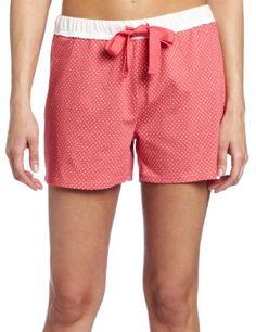 Nautica Sleepwear Women`s Knit Dot Short $19.50
