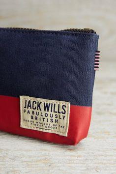 The Wansbeck Pencil Case   Jack Wills