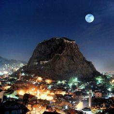 Afyonkarahisar in Türkiye