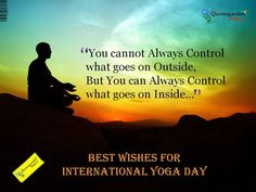 International Yoga Day 2015 Quotes Images Pictures World yoga