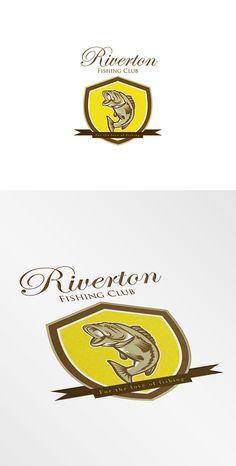 Riverton Fishing Club Logo - Logos - 1