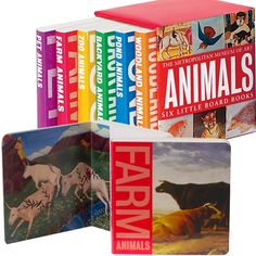 Teach Kids Color Through Art: The Met Color Books | Design.org