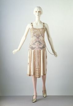 Byzance, Jean Patou, 1924, The Victoria & Albert Museum