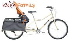Radish Family Kit | Xtracycle, Inc.