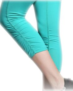 TRY INSPIRATION Rippled Crop Tights