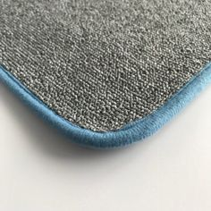 The children use carpets to define their work area and to help with their independence. The carpet measures 38 x 28 cm with bound edges. Blue Carpet, Working Area, Kids House, Carpets, Children, Furniture, Big, Farmhouse Rugs, Young Children