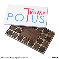 POTUS TRUMP ASSORTED CHOCOLATES
