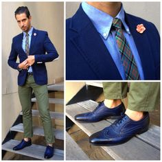 A Dandy's Diary About All Things Dapper Traje Casual, Sharp Dressed Man, Well Dressed, Suit Fashion, Mens Fashion, Terno Slim, Suit And Tie, Vogue, Gentleman Style
