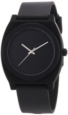 Nixon Time Teller P Watch - Matte Black