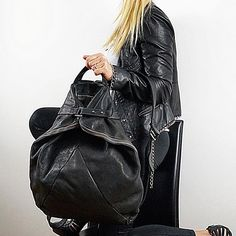 art. SAFFO #101meme #backpack #onlyleather #tintocapo Rebecca Minkoff, Bucket Bag, Leather Bag, Bags, Women, Fashion, Handbags, Moda, Fashion Styles
