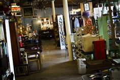 Eastern Market Antiques - This place is a maze, but there's no way you won't find something that's one-of-a-kind. From old headboards to mid...