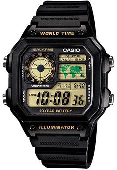 Casio AE-1200WH-1B