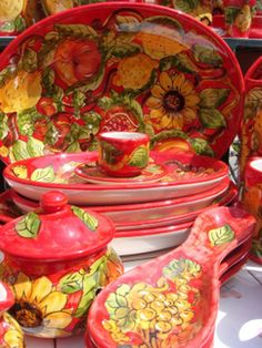 italy ceramics are famous and many shops provide fast secure shipping ...1000 x 1334 | 745.8 KB | www.vbt.com