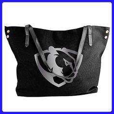 Eastern Illinois Panthers Platinum Logo Shoulder Tote Bag - Totes (*Amazon Partner-Link)