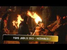 TORO JUBILO 2013 - MEDINACELI - YouTube