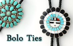 Find bolo ties at The Maverick Western Wear.