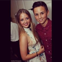 RT @sageymellet: .@TydeLevi and I at his bar mitzvah. My baby is growin up! (him being taller than me is an illusion, I promise!!)  http:…