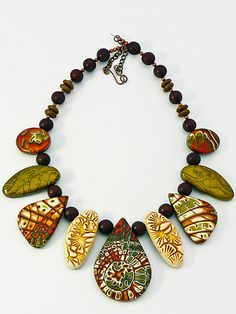 From Sabine Spiesser, Papago Designs, in Australia. What great colors....