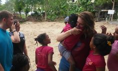 Study abroad opportunity in the Dominican Republic. Earn college credit, change a child's life. #SPCStudyAbroad