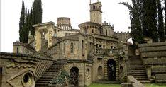 La Scarzuola, il bellissimo borgo italiano sospeso tra sogno e realtà