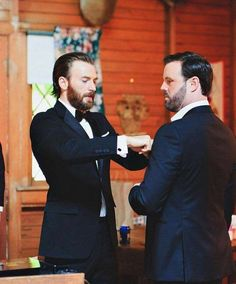 let's blow this popsicle stand. — captsteve: Chris at a friends wedding