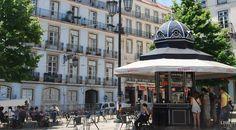 Quiosque de Refresco, Lisboa